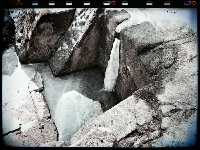 changdeokgung secret garden mini waterfall